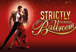 strictly ballroom the musical review