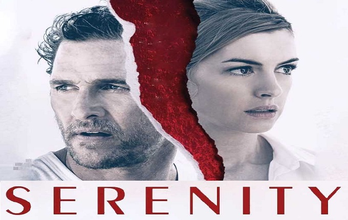 2019 Upcoming Movie Posters: Serenity 2019 New Upcoming Movie Posters