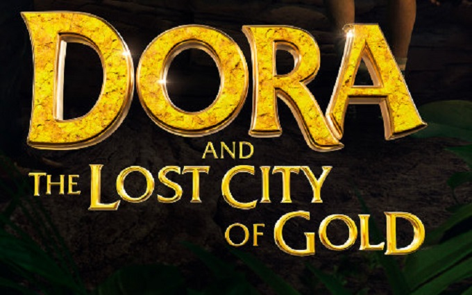 Dora And The Lost City Of Gold Official Poster : Red