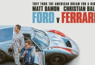 Ford-v-Ferrari review tiff 2019