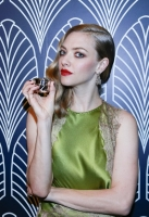 SHANGHAI, CHINA - JUNE 16:  Actress Amanda Seyfried attends the promotional event for Shiseido's Cle de Peau Beaute on June 16, 2016 in Shanghai, China.  (Photo by Lintao Zhang/Getty Images)