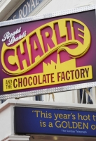 arrives at the Charlie and The Chocolate Factory Opening night, at the Theatre Royal, Drury Lane - London
