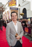 Andrew Scott arrives at the Charlie and The Chocolate Factory Opening night, at the Theatre Royal, Drury Lane - London