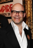 Harry Hill during the 2012 Jameson Empire Awards