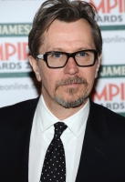 Gary Oldman with the Jameson Best Actor Award during the 2012 Jameson Empire Awards