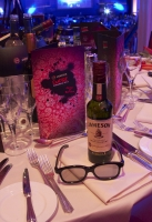 atmosphere ahead of the 2012 Jameson Empire Awards