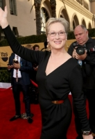 attends TNT's 21st Annual Screen Actors Guild Awards at The Shrine Auditorium on January 25, 2015 in Los Angeles, California. 25184_013