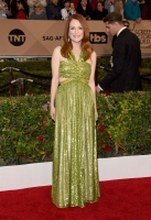 attends The 22nd Annual Screen Actors Guild Awards at The Shrine Auditorium on January 30, 2016 in Los Angeles, California. 25650_015