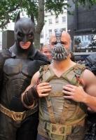The Dark Knight Rises European Premiere