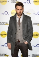 attends 'The Voices' screening during the Sundance London Film and Music Festival 2014 at 02 Arena on April 26, 2014 in London, England.